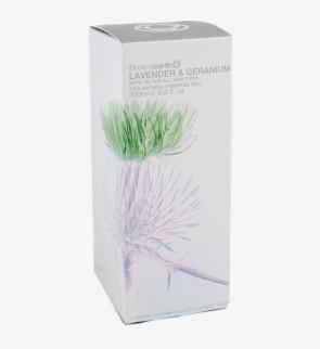 Lavender & Geranium Essential Oil, 200mle
